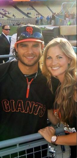 Gerrit Cole's wife Amy Crawford