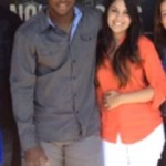 Yasiel Puig's girlfriend Nicole Chaves - YouTube