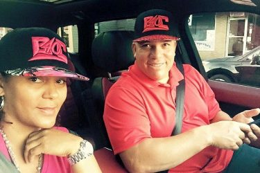 Bartolo Colon's wife Rosanna Colon- Facebook