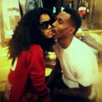Brandon Jennings' girlfriend Teyana Taylor