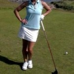 Carly Booth golfer