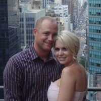 Chad Gaudin's wife Syndal Gaudin