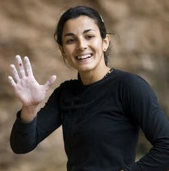 Chris Sharma's girlfriend Daila Ojeda - highballblog.com