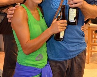 Chris Sharma's girlfriend Daila Ojeda - ukclimbing.com