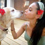 Gio Gonzalez's girlfriend Berenice Lea Moures - Facebook