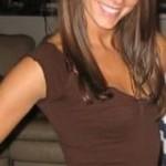 JJ Hardy's fiancee Adrienne Acton