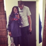 Kevin Durant's girlfriend Monica Wright - Twitter