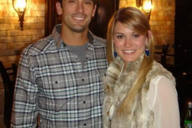 Matt Carpenter's wife Mackenzie Carpenter - Twitter