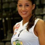 Nabila Chihab, Andrea Bargnani's girlfriend