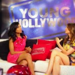 Nnamdi Asomugha's wife Kerry Washington - Twitter @younghollywood
