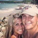 Kyle Seager's wife Julie Seager - Twitter