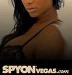 Larry Fitzgerald's girlfriend Brooke Steward @ SpyOnVegas.com
