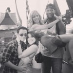 Andre Drummond's girlfriend Jennette McCurdy - Instagram