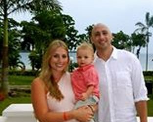Brian Hoyer's wife Lauren Scrivens Hoyer