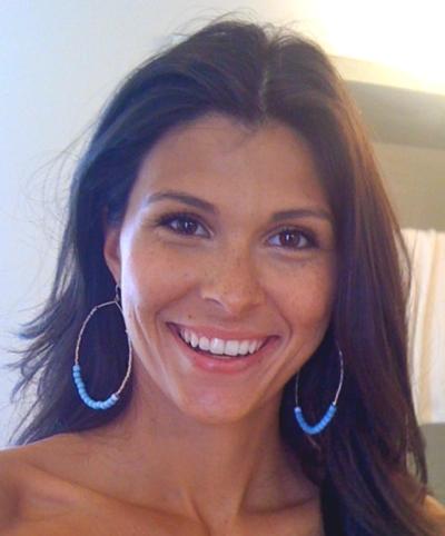 Gary Woodland's wife Gabby Granado