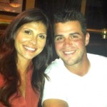 Gary Woodland's girlfriend Gabby Granado