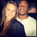 Giovani Bernard's girlfriend Chloe Call - Twitter