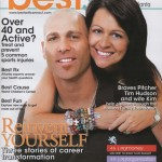 Tim Hudson's wife Kim Hudson -Best Self Atlanta