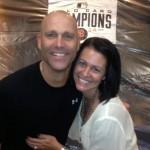 Tim Hudson's wife Kim Hudson - Twitter