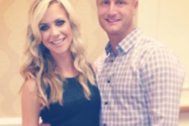 Alex Cobb's girlfriend Kelly Reynolds - Facebook