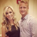 Alex Cobb's girlfriend Kelly Reynolds - Twitter
