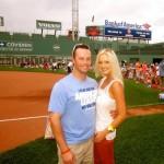 Daniel Nava's wife Rachel Joy Nava - Twitter