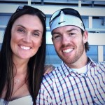 Doug Fister's girlfriend Ashley Phelps - Twitter