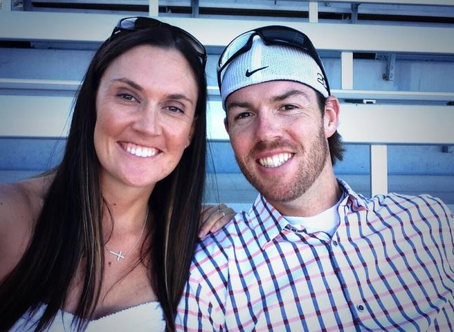 Doug Fister with cool, beautiful, Boyfriend Ashley Phelps