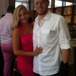 Freddie Freeman's girlfriend Chelsea Goff - Twitter