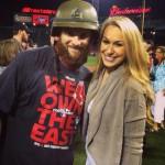 Jonny Gomes wife Kristi Gomes - Twitter