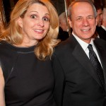 Larry Lucchino Wife Stacey Lucchino