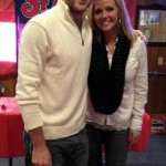 Who is Michael Wacha's girlfriend?