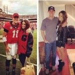 Aaron Murray's girlfriend Kacie McDonnell - Instagram