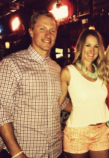 Blaine Gabbert's girlfriend Bekah Mills