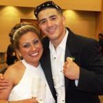 Brandon Rios' wife Vicky Rios - TopRank.com