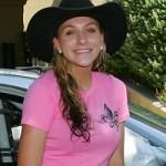 Dale Earnhardt's wife Teresa Earnhardt - TheFastAndTheFabulous.com