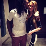 Deandre Hopkins girlfriend Jennifer Lemmons - Instagram