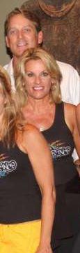 Jack Del Rio's wife Linda Del Rio