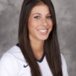 Nick Foles girlfriend Tori Moore - arizonawildcats.com