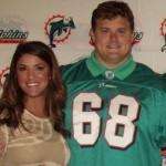 Richie Incognito's girlfriend Carrie Bayes