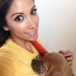 Tim Duncan's girlfriend Vanessa Macias - Twitter