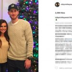 Gordon Hayward's Wife Robyn Hayward- Instagram