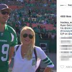 Ryan Getzlaf's wife Paige Getzlaf - Instagram