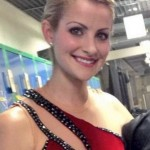Charlie White's Girlfriend Tanith Belbin