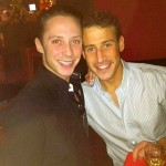 Johnny Weir's husband Victor Voronov - Twitter