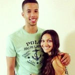 Michael Carter-Williams and girlfriend Tia Shah