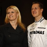 Michael Schumacher's wife Corinna Schumacher - Facebook