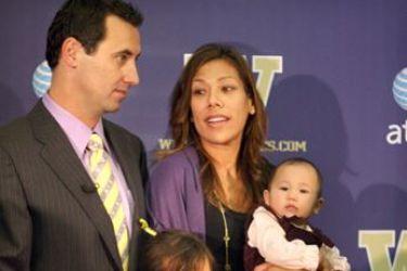 Steve Sarkisian's wife Stephanie Sarkisian - NWAsianWeekly