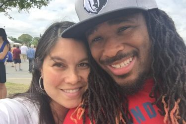 deangelo-williams-wife-risalyn