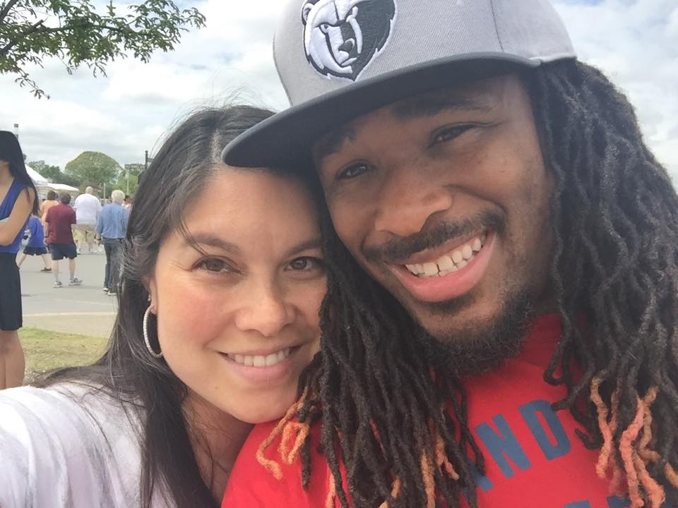 DeAngelo Williams' Wife Risalyn Williams